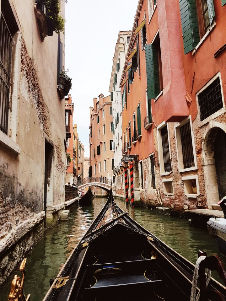 Venice: the true Instagrammable city — photo album memoirs