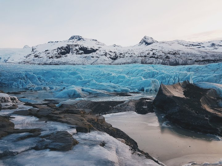 The land of ice, fire and rotten eggs — a frozen weekend in Iceland