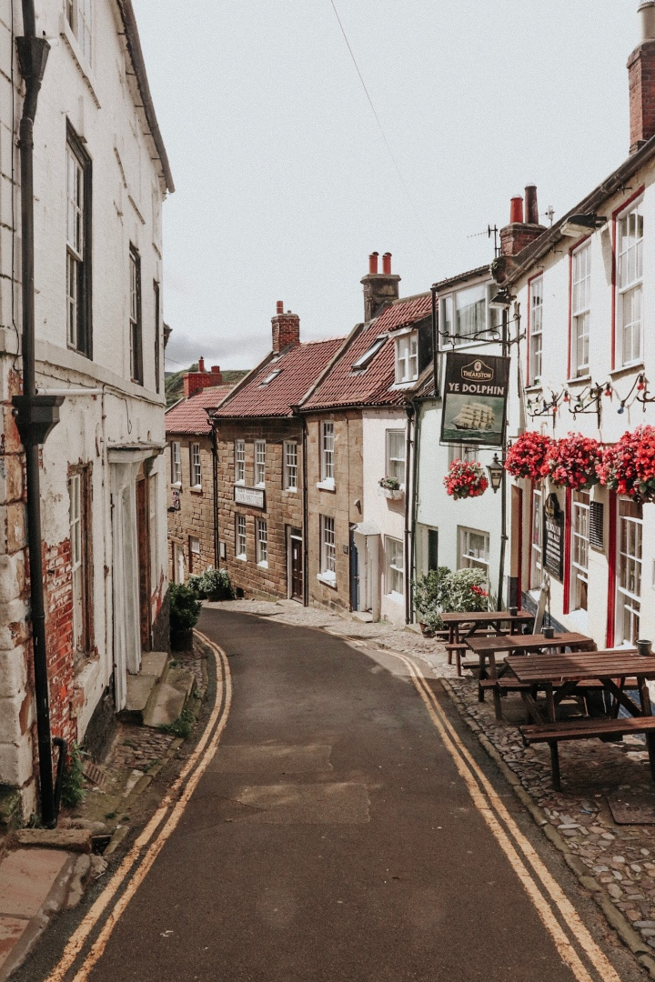 Getting blown away on England's north east coastline — a solo trip in Yorkshire